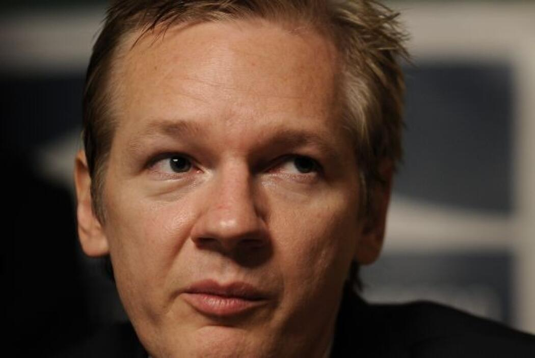 WikiLeaks difundió más de 250,000 documentos diplomáticos estadounidense...
