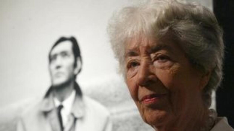 Aurora Bernárdez era exesposa y albacea literaria de Julio Cortázar. (Im...