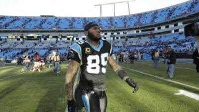 Steve Smith será un 'Cuervo' (Foto: AP-NFL).