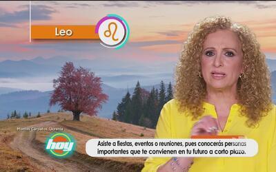 Mizada Leo 25 de octubre de 2016