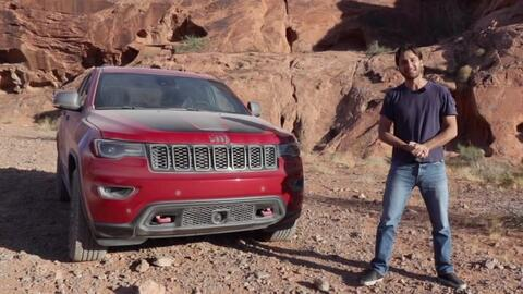 Jeep Grand Cherokee Trailhawk 2017 - Prueba A Bordo Completa