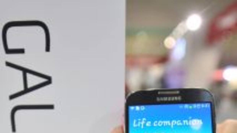 A menos de un mes del lanzamiento de su Galaxy S4, Samsung ha logrado un...