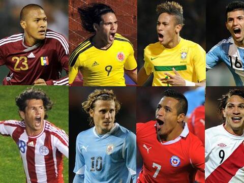 La Copa América de Argentina comienza su segunda fase y en Univis...