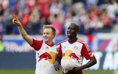 McCarty y Wright-Phillips, fundamentales en los Red Bulls en 2016.