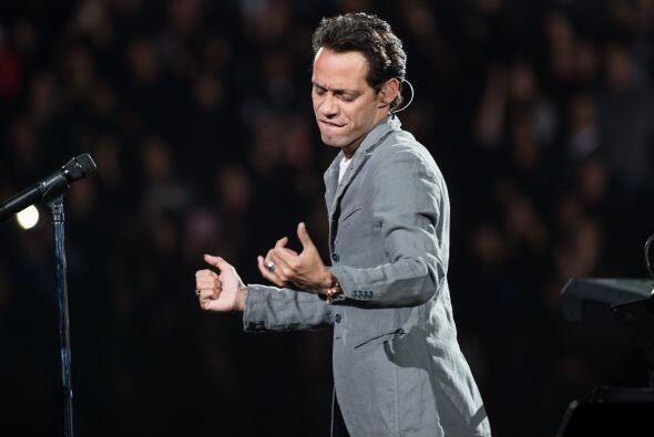 Por último, Marc está nominado a El Súper Tour, por su gira 'Cambio de P...