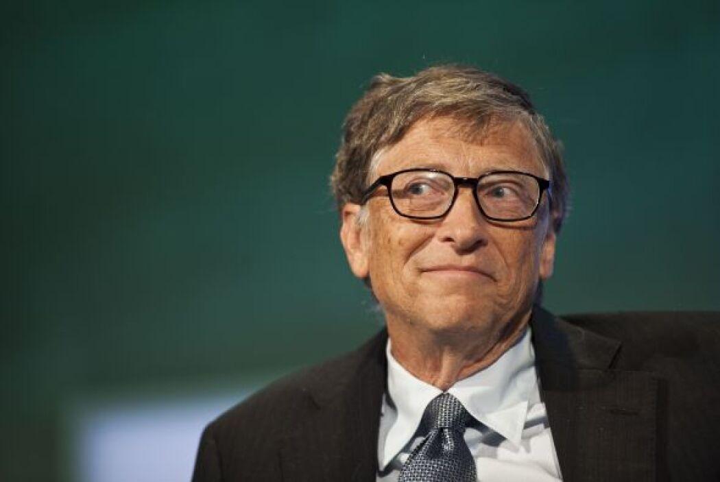 1. Por vigésimo año consecutivo, Bill Gates se encuentra a la cabeza de...