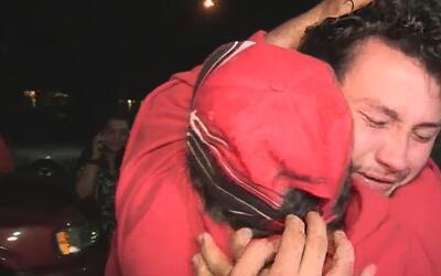 Josué Romero, un 'Dreamer' que fue liberado tras dos días...