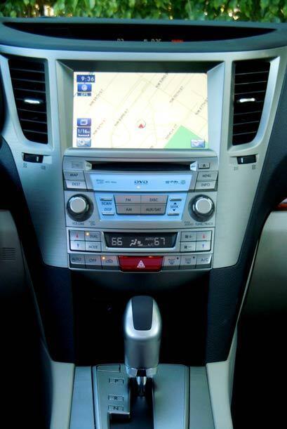 La consola central tiene la opción de integrar lo mejor de la tecnología...