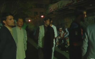 Ataque contra la Universidad Americana en Kabul