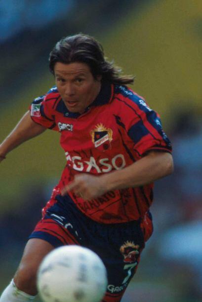 Los Freseros del Irapuato en su primer ascenso eran un equipo vertical y...