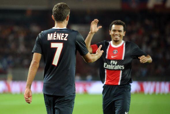 El que también fue muy superior a su rival fue el Paris Saint-Germain.
