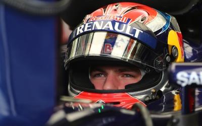 El belga es el piloto más joven en conducir en la F1.