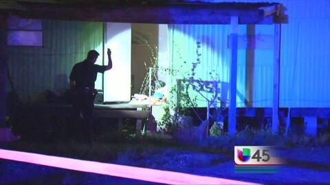 Joven hispano fue asesinado frente a su casa