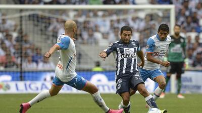 Monterrey 1-1 Cruz Azul: La Máquina dejó ir la ventaja ante Rayados