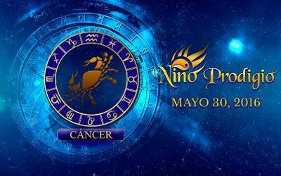 Niño Prodigio - Cáncer 30 de mayo, 2016
