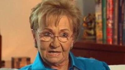 Juanita Castro pide un gesto humanitario a sus hermanos para Alan Gross