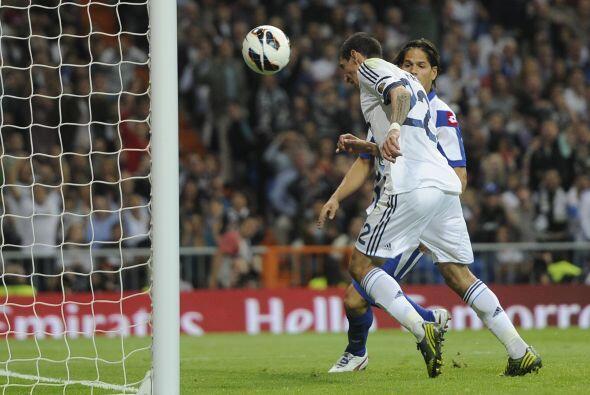 ya con el 1-1, llegó el empate gracia sal argentino Angel Di María,