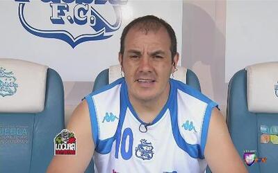 Cuauhtémoc Blanco: 'Ricardo Peláez algún día va a tener que caer'