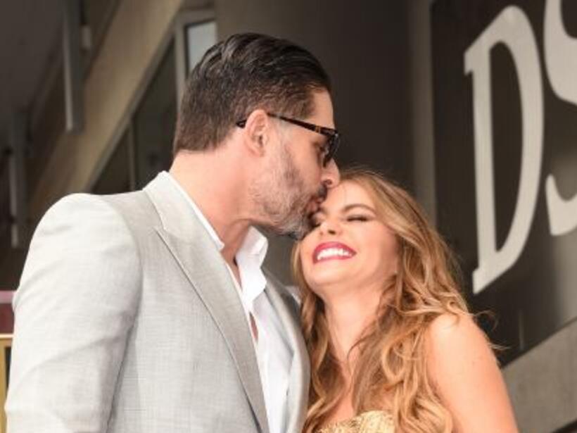 Sofía Vergara y Joe Manganiello reciben a manos llenas el cariño de sus...