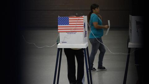 No sólo por presidente se votará el 8 de noviembre.