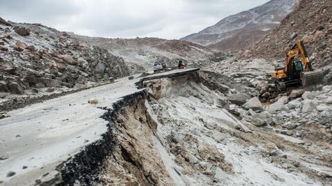 Al menos 14 muertos por aludes e inundaciones en varias provincias de Perú