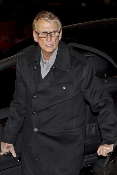 Mike Nichols, esposo de Diane Sawyer, perdió la vida en la madrugada del...