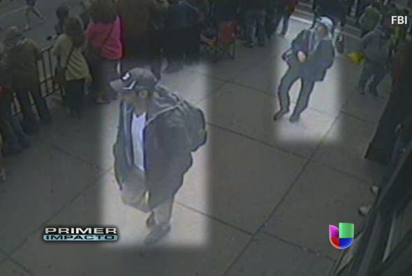 El sospechoso de los atentados en Boston confesó que él y su hermano Tam...