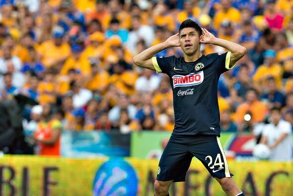 En el lugar 13 aparece el tercer mexicano en la lista de goleadores, se...