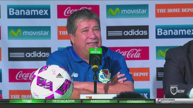 'Bolillo' Gómez aseguró que el duelo ante México fue agridulce