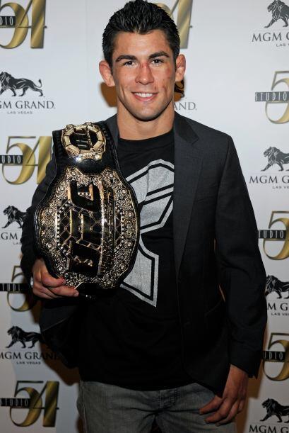 """""""The Dominator"""" Cruz, de 25 años, tiene un récord de 19 peleas, de las c..."""