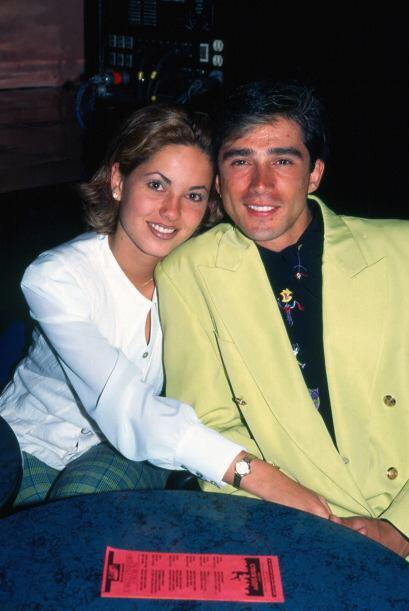 Bárbara Mori y Sergio Mayer estuvieron casados y tuvieron un hijo llamad...