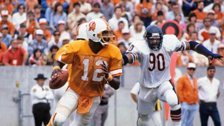 Doug Williams en los Tampa Bay Buccaneers