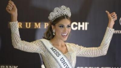 Las hispanas vuelven a mostrar musculo, Gabriela Isler ganó la corona de...