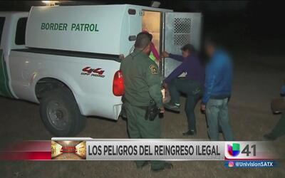 Alerta migratoria: castigos más severos por regreso ilegal al país