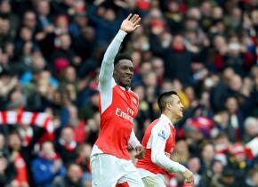Arsenal en el descuento tumba al Leicester