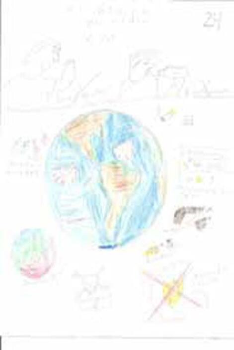 Los niños de Morelia sorprendieron a las autoridades con unos dibujos qu...