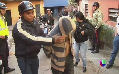 El delito de secuestro avanza en Venezuela