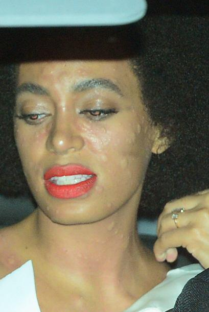 1,2,3 por Solange Knowles que se escondió detrás de toda e...