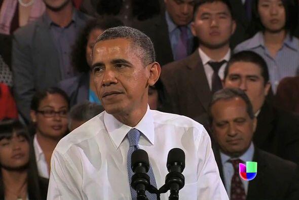 14 noviembre. Obama le pide al liderazgo republicano de la Cámara que no...