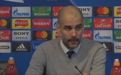 """Guardiola, sobre el 5-3 a Mónaco: """"Hay que vivir estas situaciones, mete..."""