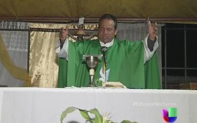 """El """"padre Goyo"""" señala relación entre funcionarios y Templarios"""