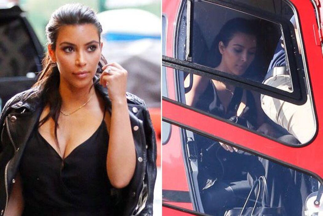 """Doña Kim Kardashian, como dicen por ahí, """"antes muerta que sencilla"""". Mi..."""