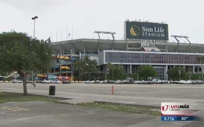 Acuerdan remodelación del SunLife Stadium