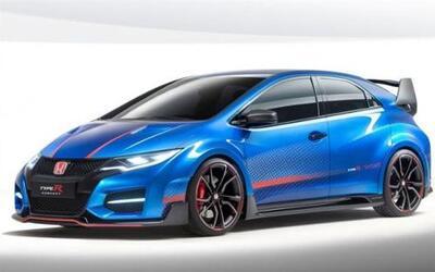 El nuevo Civic Type R se eomenzará a vender en 2015.