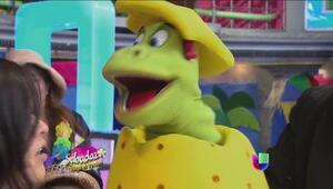 Este dragón es un cuenta chiles... digo cuenta chistes