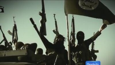 Combatientes del Grupo terrorista ISIS