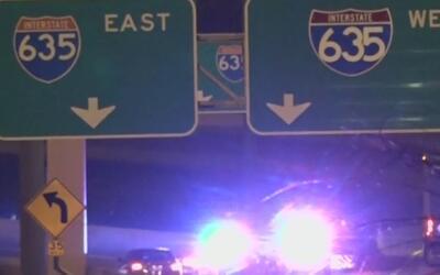 Investigan la muerte de un hombre que cayó de un puente en Dallas