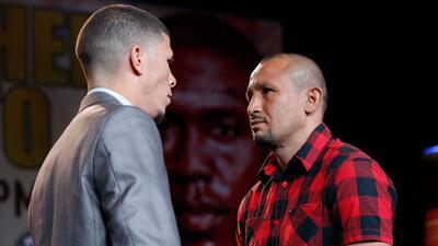Martínez espera difícil contienda con Salido.