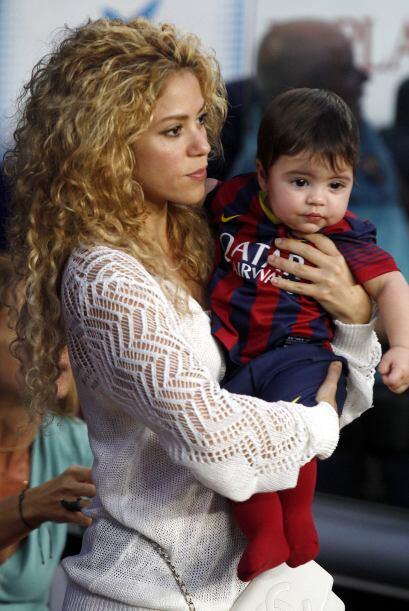 Shakira conoció el verdadero amor en el 2010 con Gerard Piqué, hace un a...