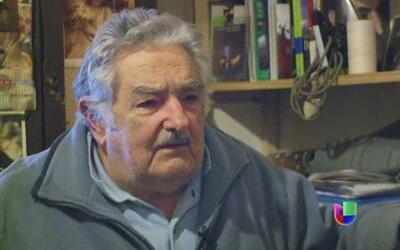 José Mujica, presidente de Uruguay, el más austero del mundo